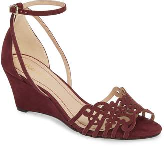 Burgundy Wedge Sandal Shopstyle
