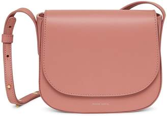 Mansur Gavriel Calf Mini Crossbody - Blush