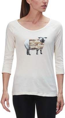 Columbia Sheepy Sherpa 3/4 T-Shirt - Women's