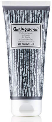 Origins Purifying Charcoal Body Wash