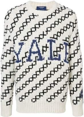 Calvin Klein yale pullover sweater