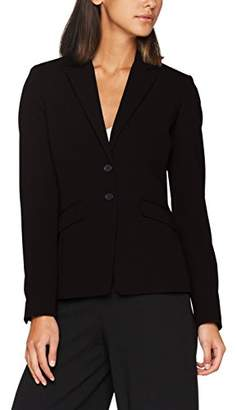 SET Women's Blazer Black 9990