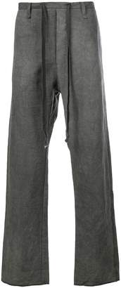 A Diciannoveventitre straight leg trousers