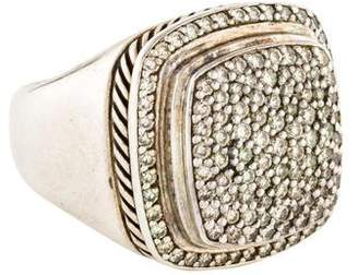 David Yurman Diamond Albion Cocktail Ring