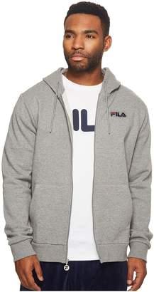 Fila Finn Zip Hoodie Men's Sweatshirt