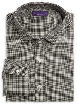 Ralph Lauren Purple Label Glen Check Shirt