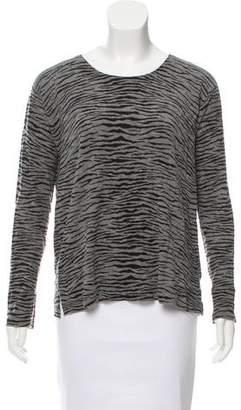 Gerard Darel Wool-Cashmere Blend Sweater