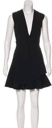 Victoria Beckham Wool & Silk Dress w/ Tags
