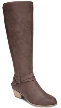 Dr. Scholl's Baker Wide-Calf Boots Women's Shoes