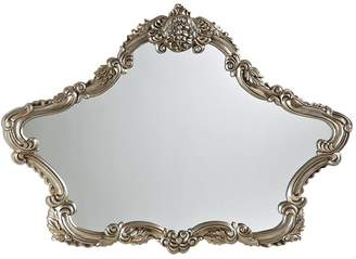 Gallery French Over Mantel Mirror