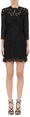Dolce & Gabbana Women's Dentelle Lace Dress $2,745 thestylecure.com