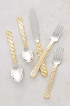 Michael Wainwright Manhattan Gold Flatware