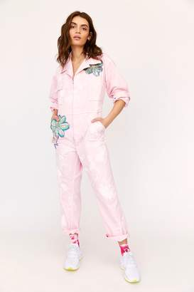 Rialto Jean Project Kelsey Embroidered Coveralls