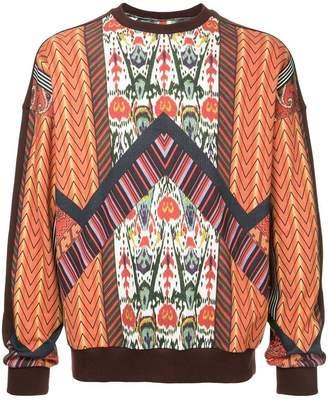 Yoshio Kubo Yoshiokubo Himalaya sweatshirt
