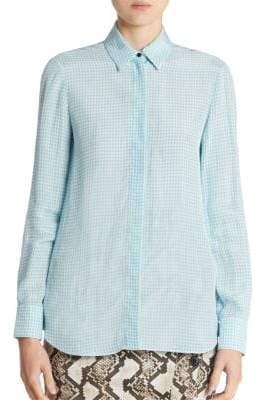 Altuzarra Chika Gingham Shirt