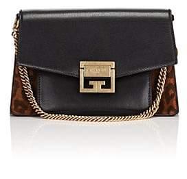 Givenchy Women's GV3 Leather Shoulder Bag - Black