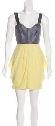Rag & Bone Structured Mini Dress