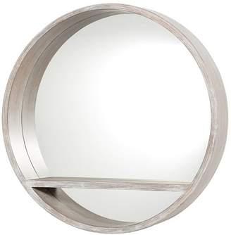 Pottery Barn Teen Wood Mirror Shelf