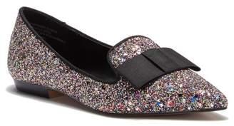 Kensie Mackenzy Glitter Bow Tie Flat