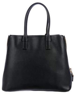 Tom Ford Jennifer Trap Leather Tote