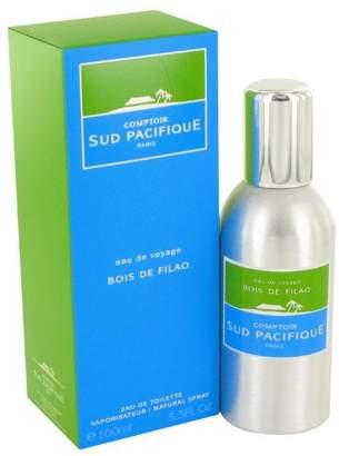 Comptoir Sud Pacifique Bois De Filao by Eau De Toilette Spray (Unisex) 3.4 oz