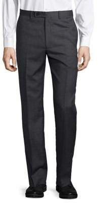 Lauren Ralph Lauren Textured Wool Suit Pants