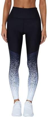 ThePass Women High Waist Yoga Leggings Running Gym Stretch Sports Pants Trousers