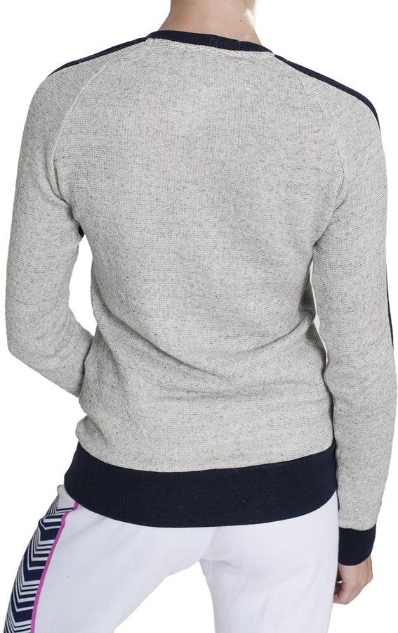 19 4T Panel Crew Neck Sweatshirt