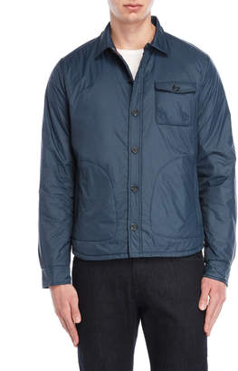 Michael Bastian Deep Slate Chest Pocket Jacket