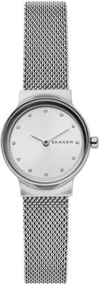 Skagen Two Hand Freja Steel-Mesh Watch