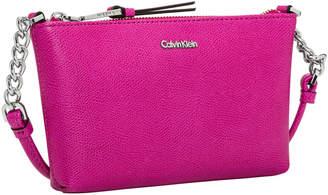 Calvin Klein Hayden Zip Top Crossbody Bag H7GER2CR_MAG