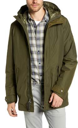 Woolrich John Rich 'Long Military Eskimo' 3-in-1 Hooded Jacket