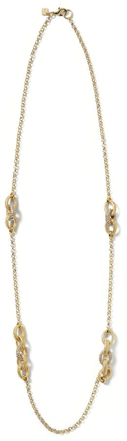 Banana Republic Glamour Layer Necklace
