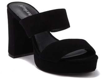 Jeffrey Campbell Adrianna Block Heel Sandal