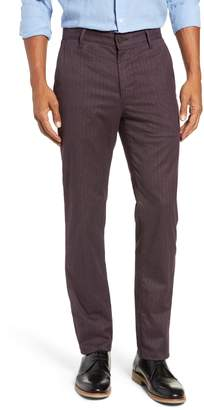 AG Jeans Marshall Slim Fit Pinstripe Pants