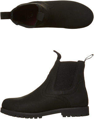 Rip Curl New Women's Womens Bells Leather Boot Rubber Leather Black 5