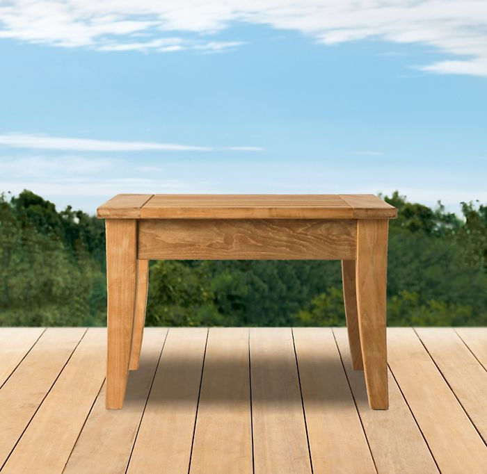 Santa Barbara Side Table