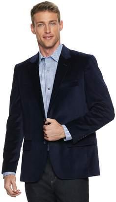 Apt. 9 Men's Slim-Fit Velour Sport Coat