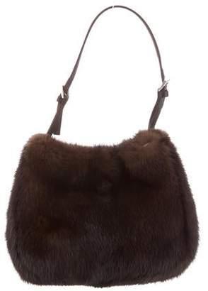 074e19634c6b Prada Fur Handbag - ShopStyle