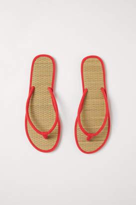 H&M Flip-flops - Red