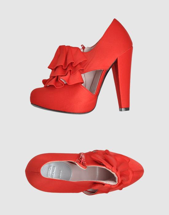 Patricia Rosales Shoe boots