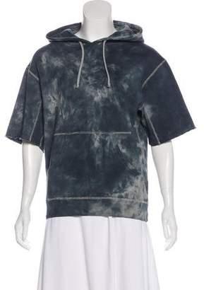 Etoile Isabel Marant Tie-Dye Short Sleeve Sweatshirt