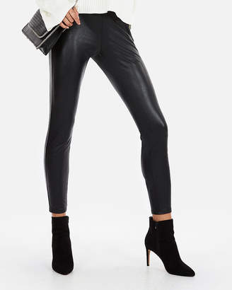 Express High Waisted (Minus The) Leather Leggings