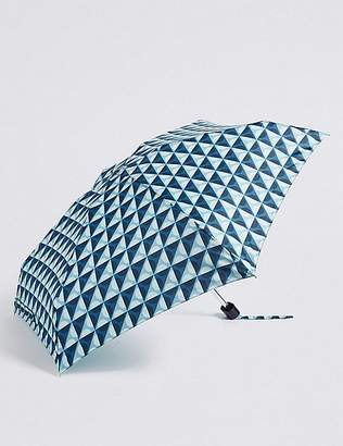Marks and Spencer Spotted Compact Umbrella