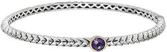 Couture FINE JEWELRY Shey Amethyst Bangle Bracelet