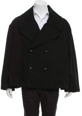 J.W.Anderson Double-Breasted Oversize Coat