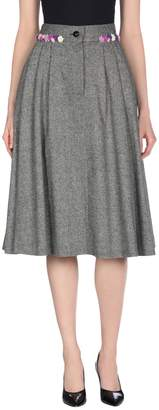 Olympia Le-Tan 3/4 length skirts