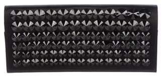 Miu Miu Crystal-Embellished Wallet