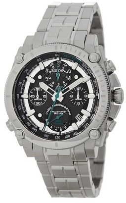 Bulova Men&s Precisionist Bracelet Watch $825 thestylecure.com