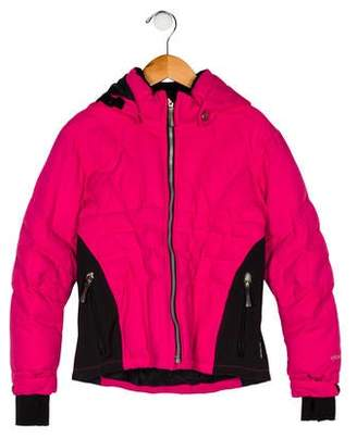 Obermeyer Girls' Zip-Up Jacket